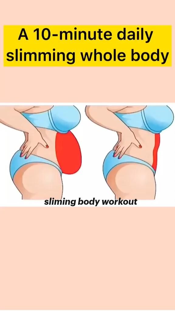 sliming body workout