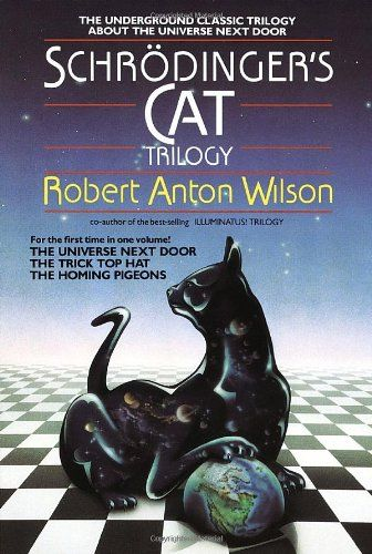 I Found This A Difficult Read Great Cover Though Schrodingers Cat Schrodinger S Cat Science Fiction Books