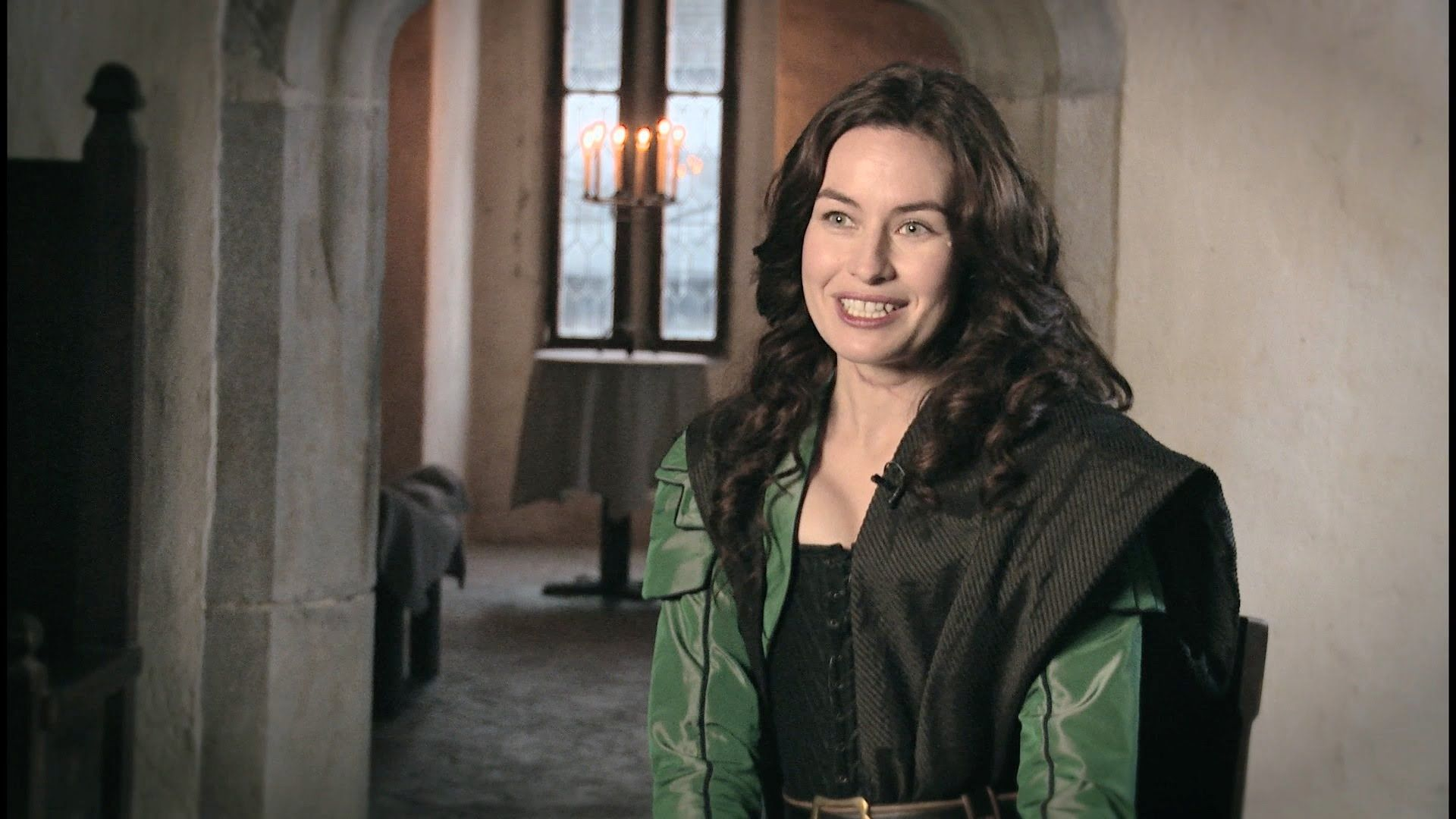 Maimie Mccoy Discusses Milady S Return The Musketeers Series Ii