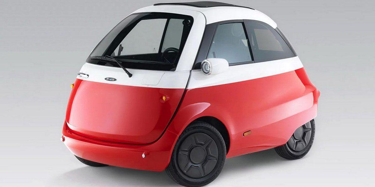 Microlino El Legendario Bmw Isetta Para El Siglo Xxi Bmw Isetta Bmw Auto Electrico