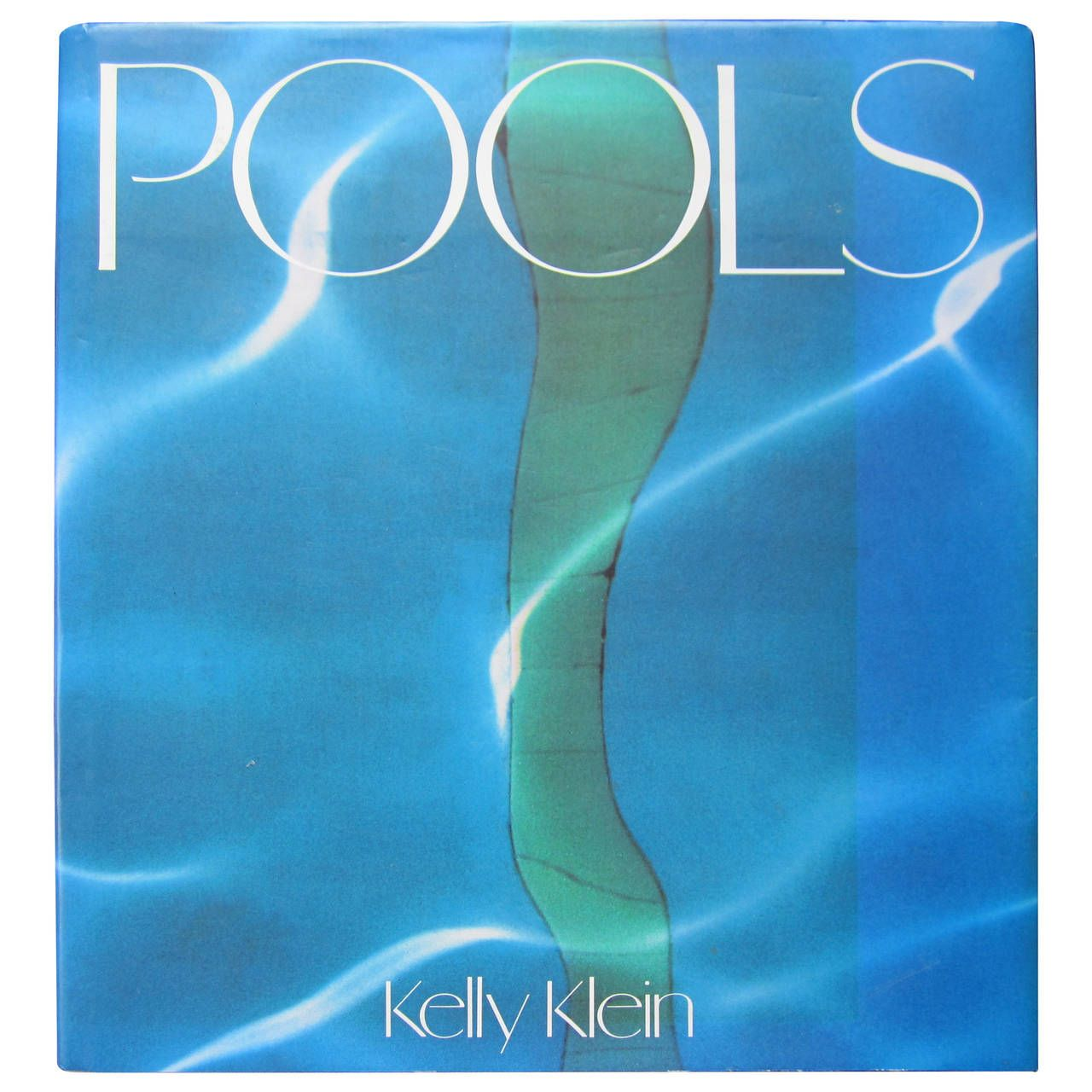 Pools by Kelly Klein Architecture Book, circa 1992 | Books