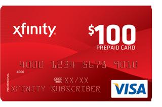 Comcast Bundle Deals Xfinity Fastest Internet Speed Prepaid Card