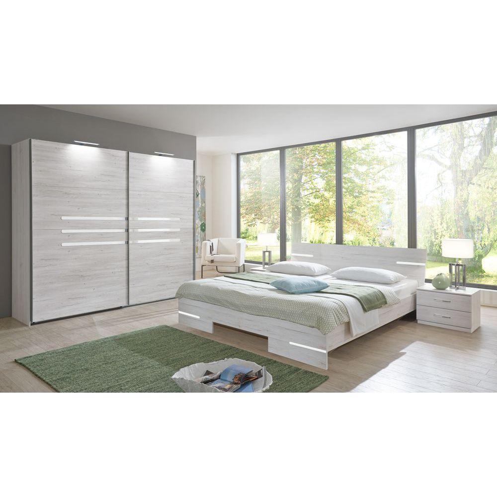 Komplett schlafzimmer 140x200 - Wandmuster fur schlafzimmer ...