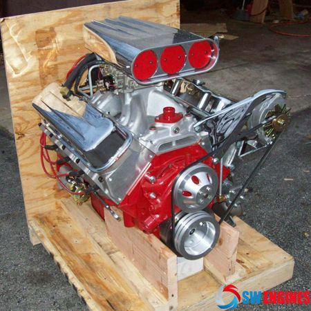 swengines used 350 chevy engine  rebuilt chevy 350 engine