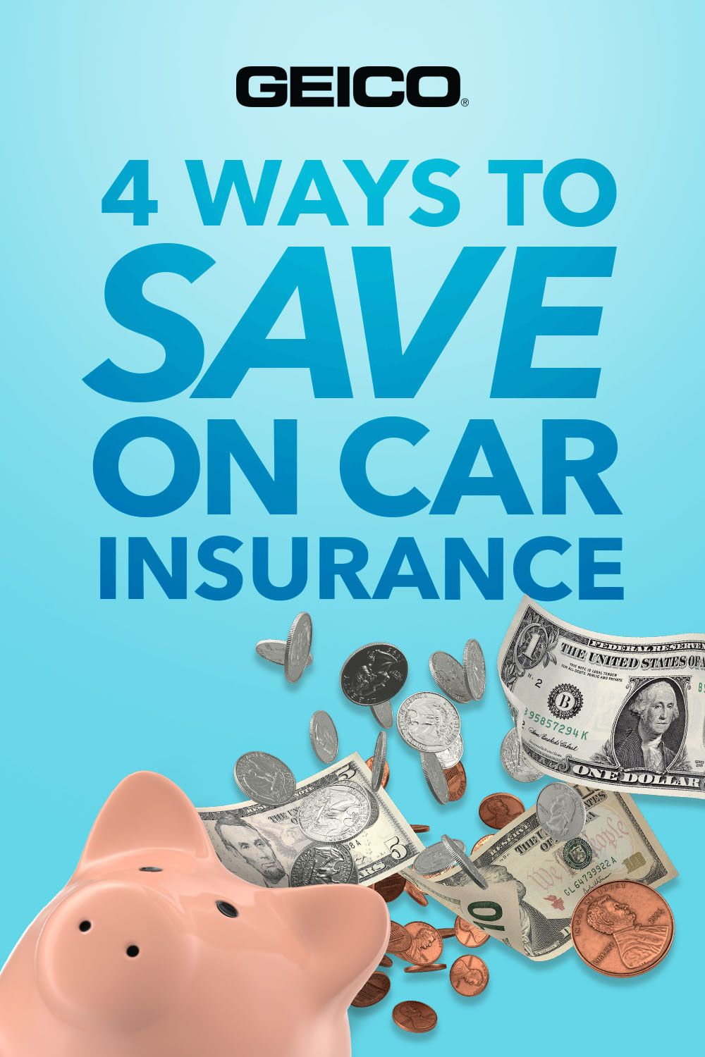 4 Ways You Could Save on Car Insurance #financenestegg