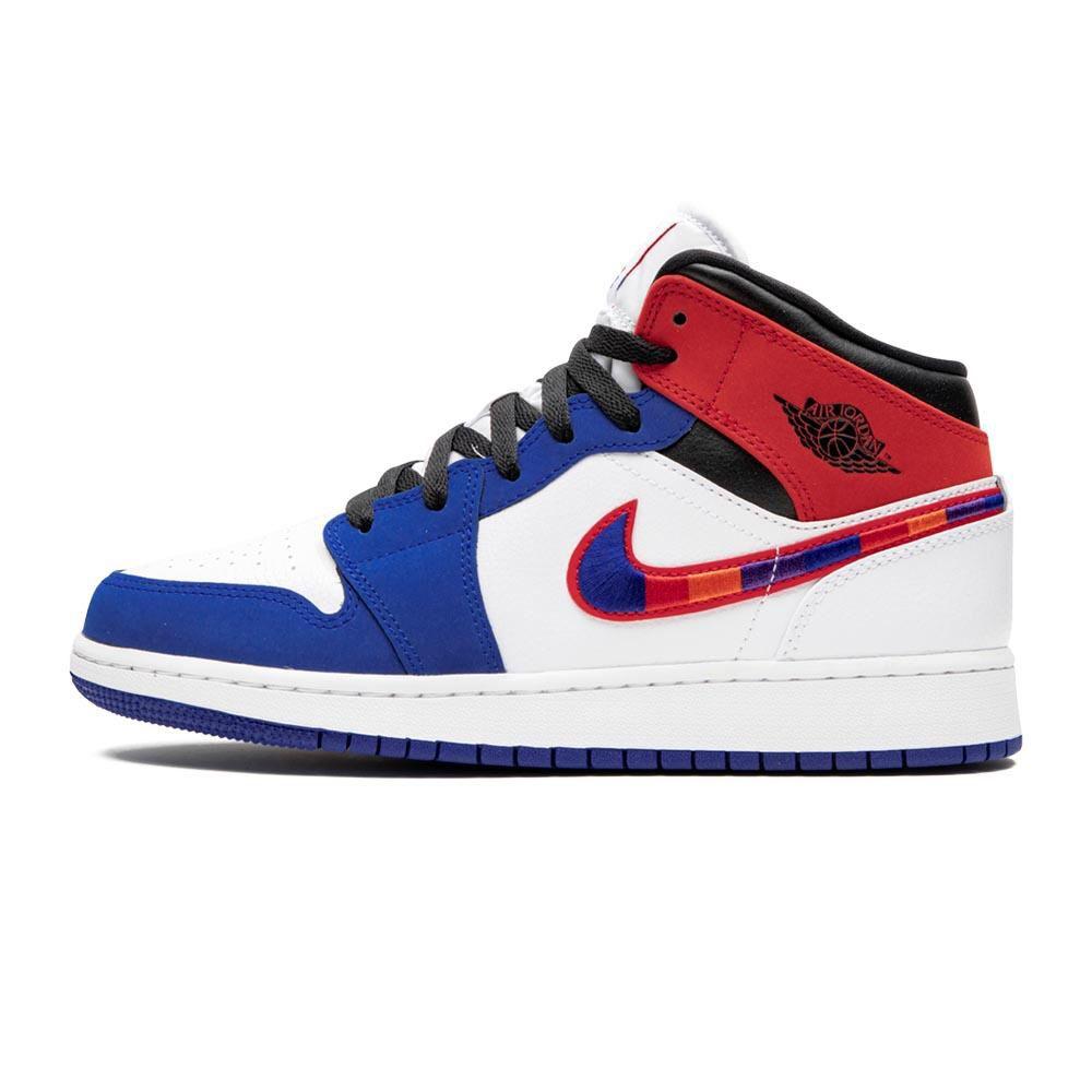Air Jordan University Red Red And White Jordans Air Jordans Jordan 1 Mid