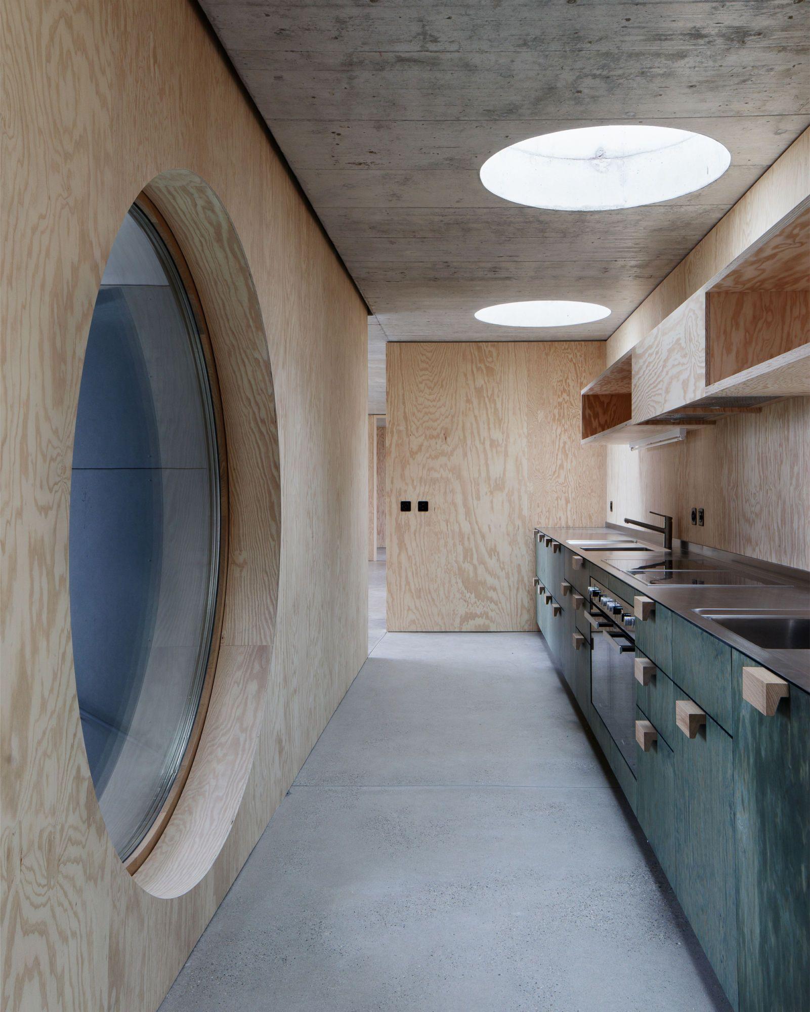 Moderne Schweizer Architektur Von Buchner/Bründler