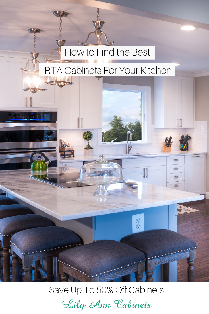 Step By Step Guide To Finding The Best Rta Cabinets For Your