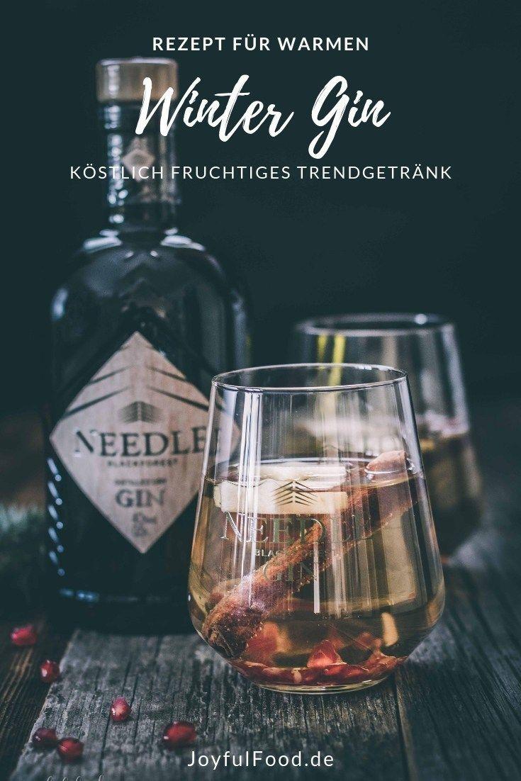 Photo of Warmer Winter Gin: köstlich fruchtig mit Needle Blackforest Gin | Joyful Food