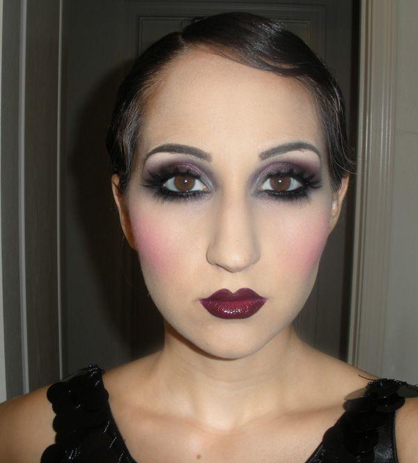 1920s makeup 1 … | Pinteres…