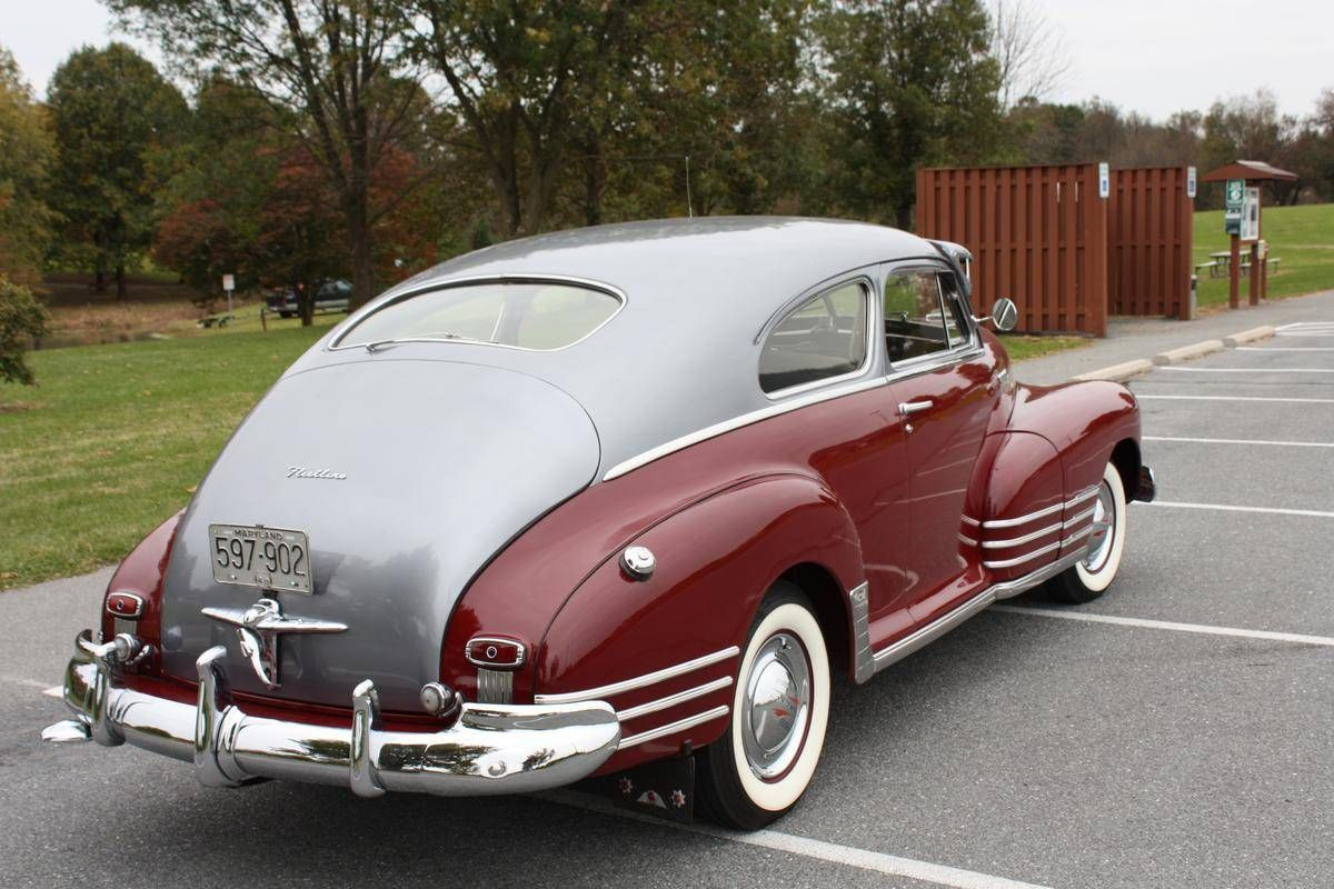 1948 Chevrolet Fleetline For Sale 2196584 Hemmings Motor News