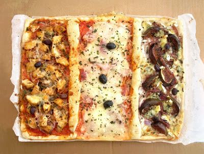 Trio du Pizzaïolo