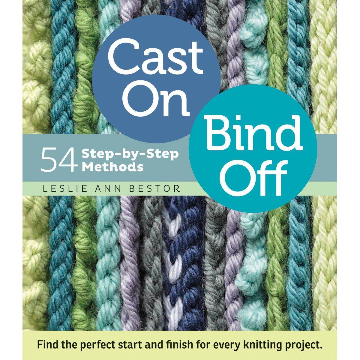 cast on bind off 54 step by step methods crochet knitting sewing bind off knitting. Black Bedroom Furniture Sets. Home Design Ideas