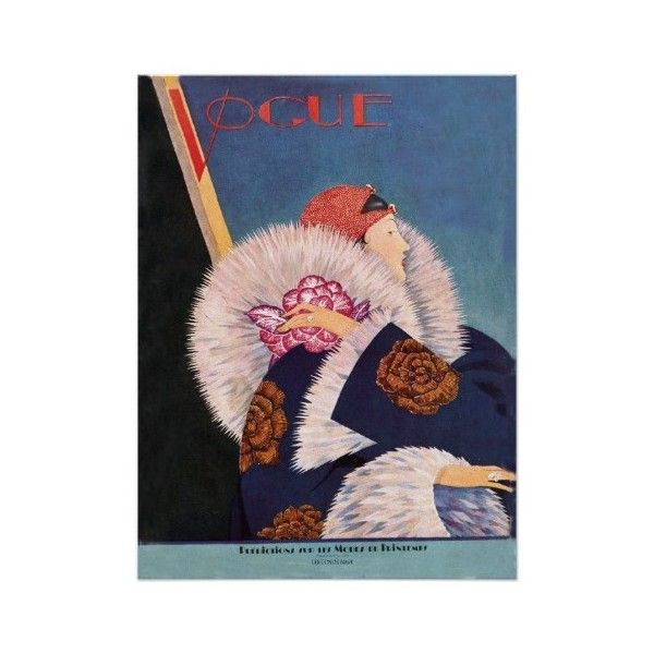 Art Deco 1920s Paris Fashion Cover Poster (22 AUD) ❤ liked on Polyvore featuring home, home decor, wall art, parisian wall art, paris wall art, parisian home decor, paris home decor and paris poster