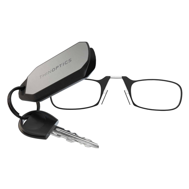 Weird Glasses Transparent 11
