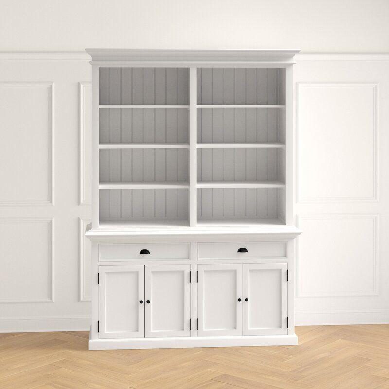 Copernicus Library Bookcase In 2020 Library Bookcase Bookcase White Wood Furniture