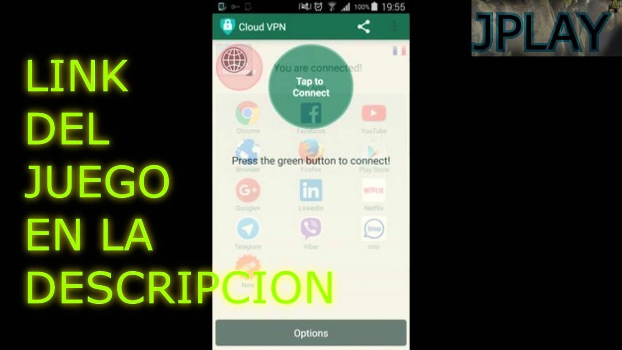Cloud VPN Free Unlimited v1 0 3 5 para android apk   android