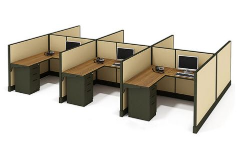 Pin By Nisreen Abdalla On Honour Advanced Technique Industries Cubicle Partitions Office Table And Chairs Office Workstations