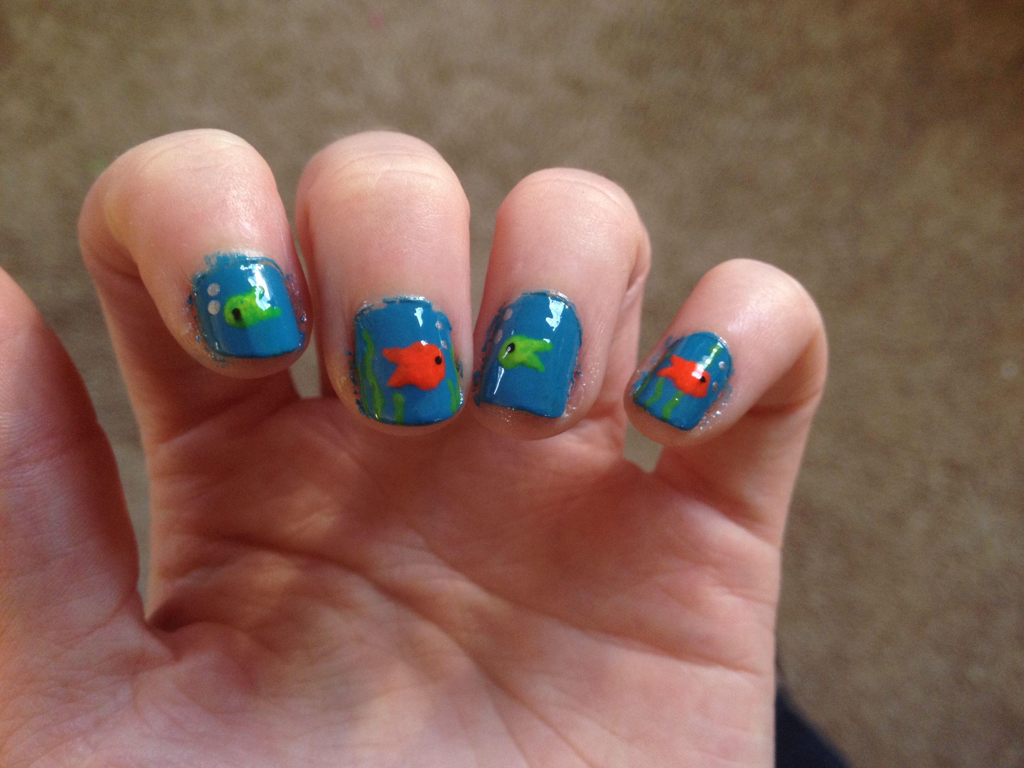 Fish nails!