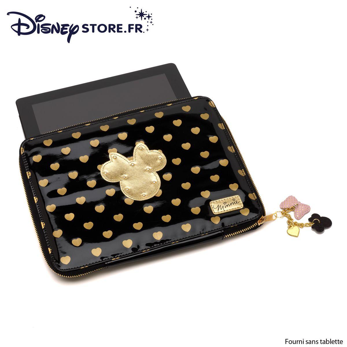 Etui Tablette Minnie Mouse Party Collection Crez Votre Board Votree Liste Magique De Nol