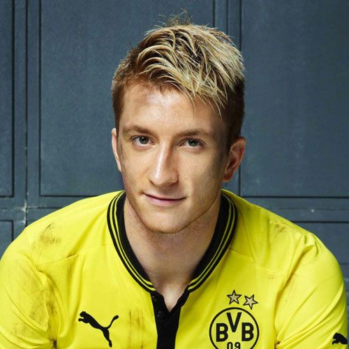 Marco Reus Haircut 2018 Celebrity Hairstyles Pinterest Marco