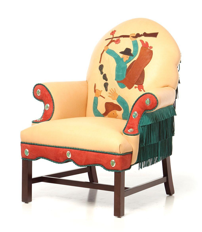 Brilliant Applique Back Chair Falling Cowboys Chairs Ottomans Unemploymentrelief Wooden Chair Designs For Living Room Unemploymentrelieforg