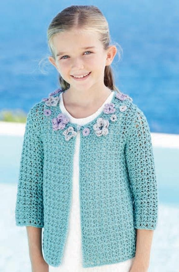 9298cf0a9 Womens and Girls Jackets and Womens Vest Top in Sirdar Cotton DK (7238) -  Digital Version