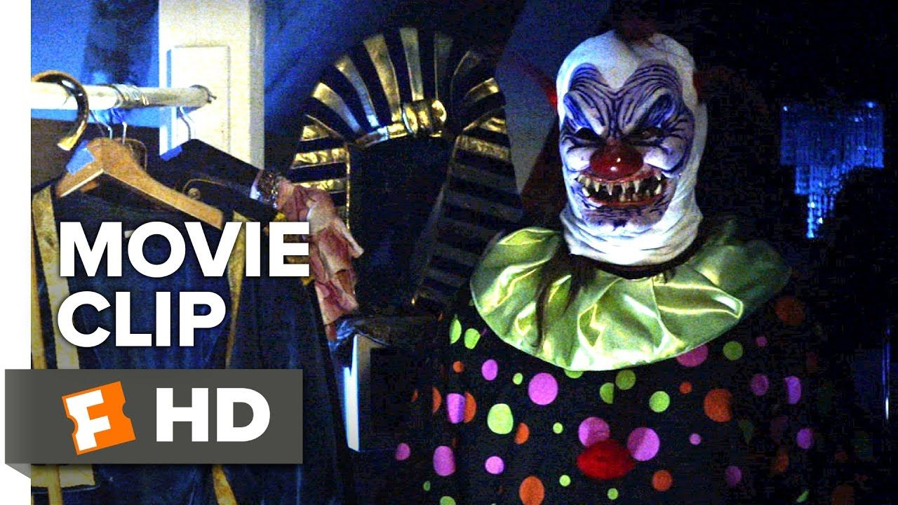 Boo! A Madea Halloween Movie CLIP Attic Clown (2016