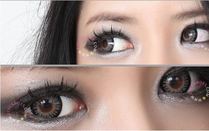 geo princess mimi sesame gray colored contacts circle lens offer