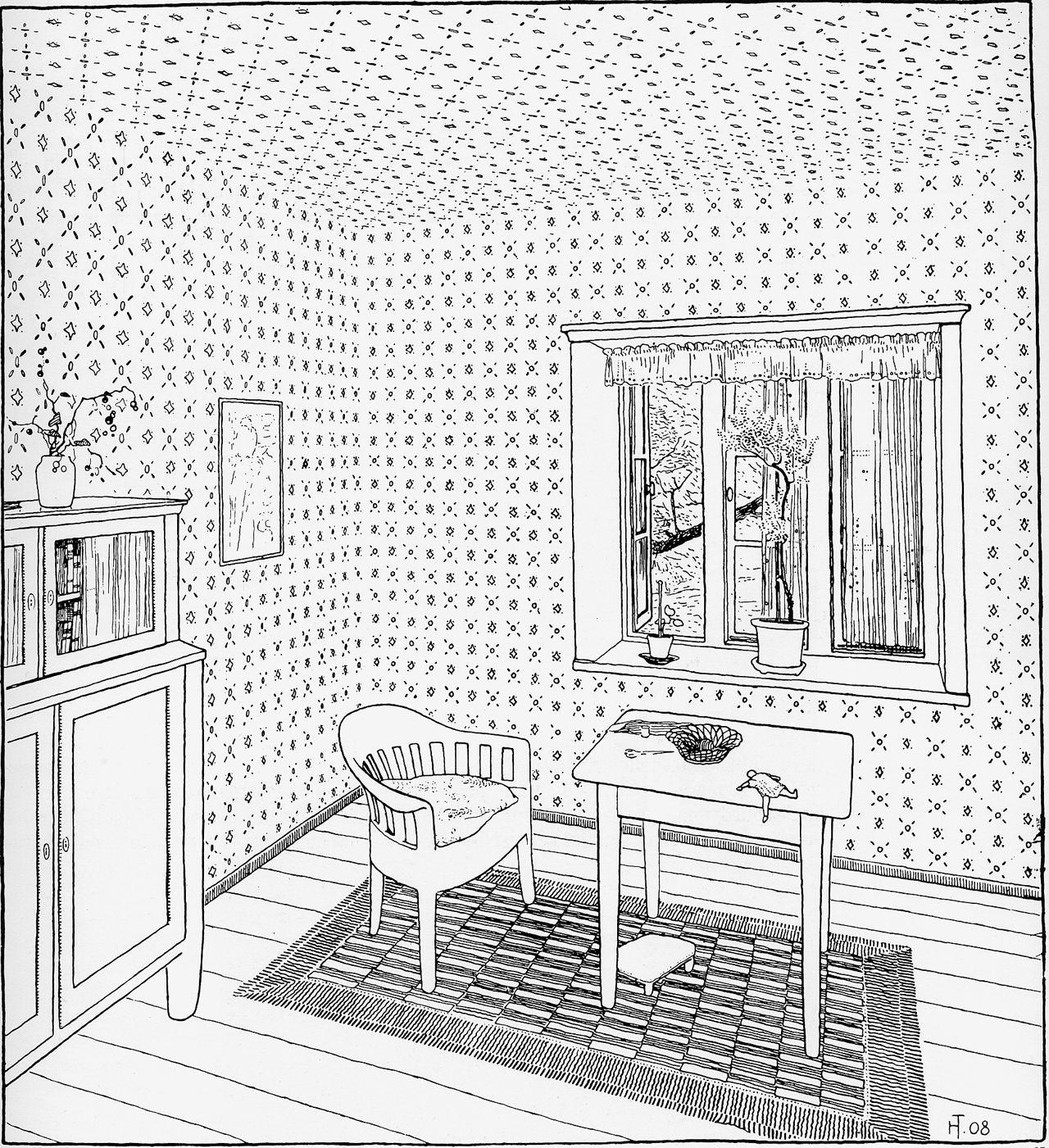 epfl lapis archives de l 39 imaginaire tessenow drawings pinterest dessin architecture et. Black Bedroom Furniture Sets. Home Design Ideas
