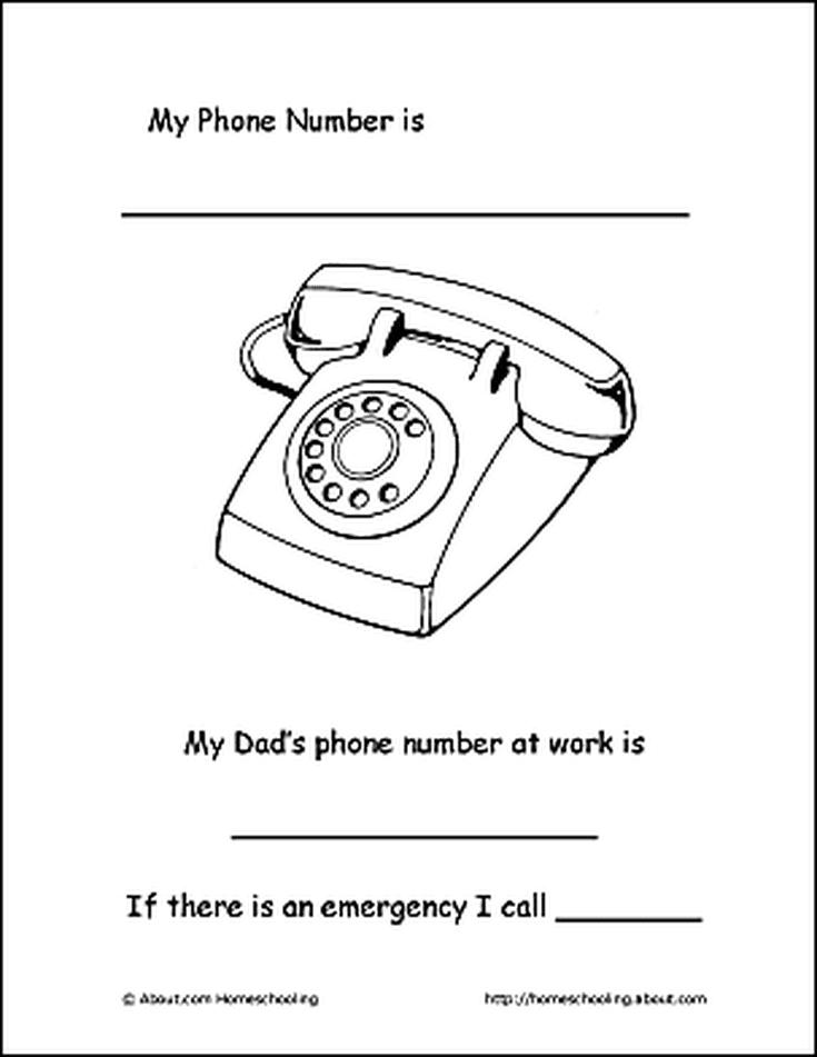 Kindergarten Portfolio - Free Printable