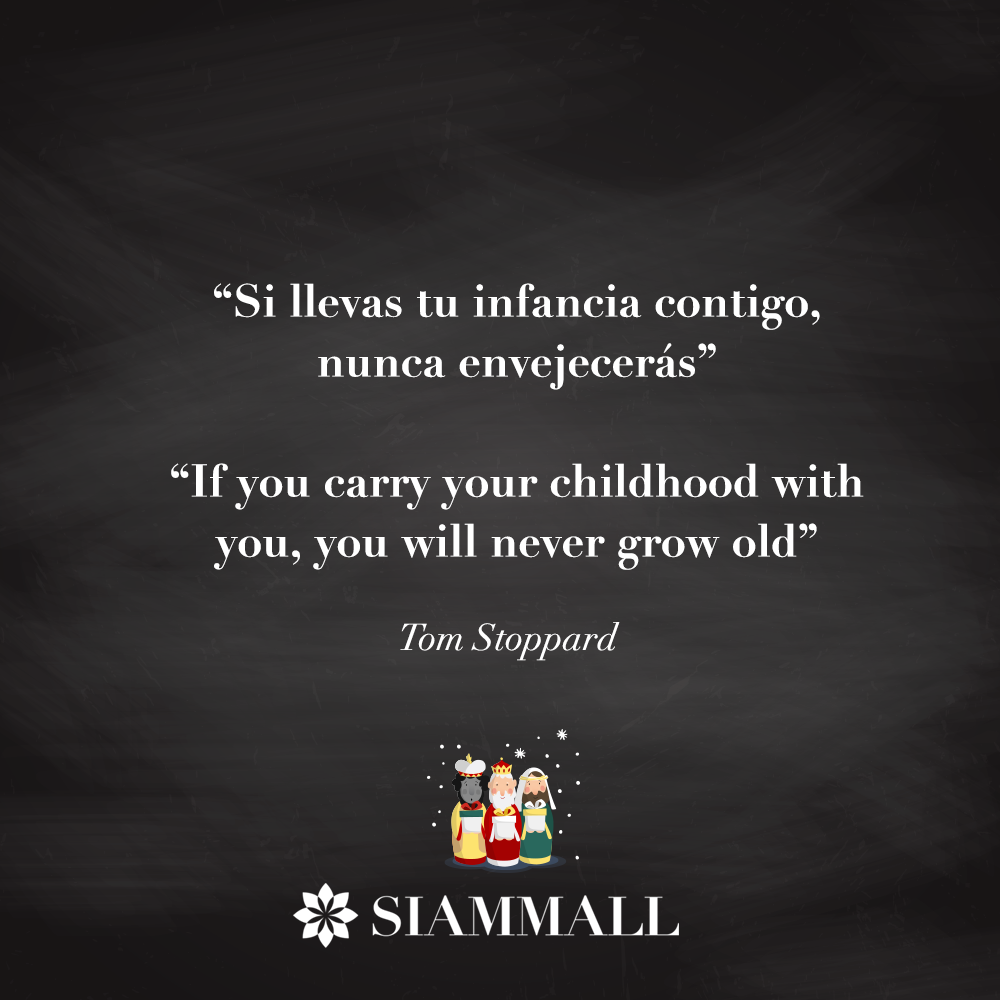 Tom Stoppard Dijo Frase Reyesmagos Siammall Quote Thethreewisemen Siammall Inspirational Quotes Mall Quote Three Wise Men