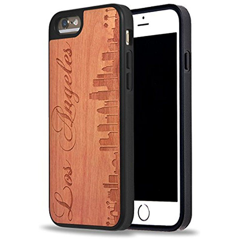 Custom iphone cases carved on natural rosewood iphone 6
