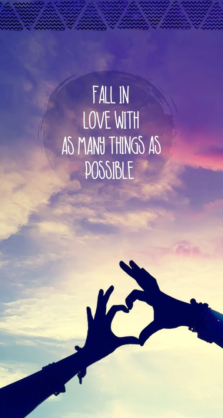 28 ROMANTIC LOVE QUOTE WALLPAPERS FOR YOUR IPHONE