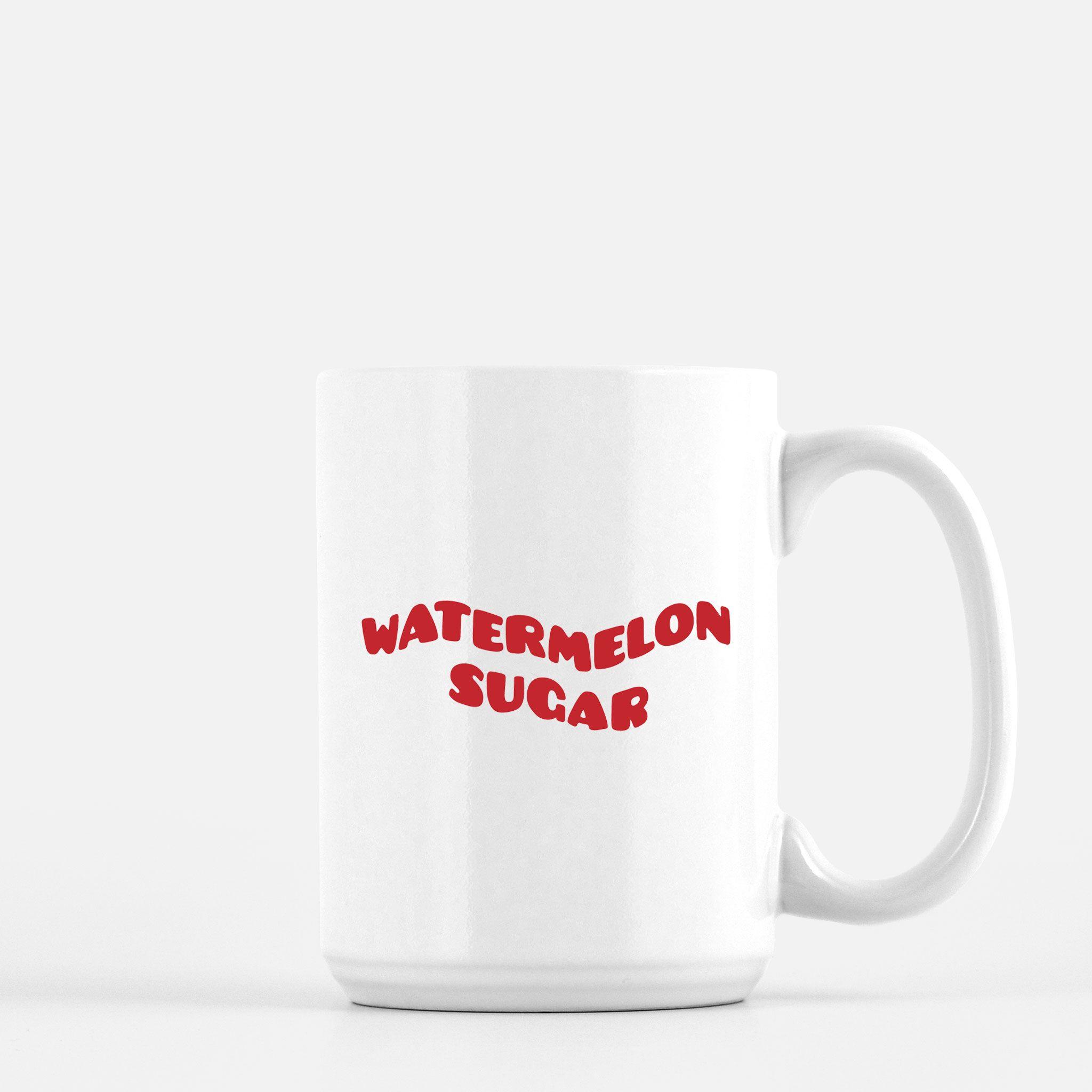 Watermelon Sugar Mug | Fine Line Harry Styles | Tik Tok ...