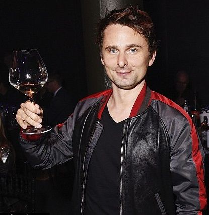 Matt Bellamy - Q Awards 2016 at The Roundhouse on November 2, 2016 in London, England.