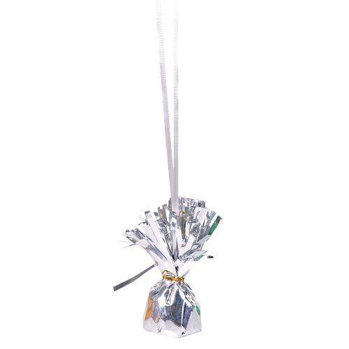 Heavy Weight Metallic Silver Balloon... (bestseller