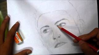 How To Draw Cristiano Ronaldo Step By Step Easy Drawings Easy Drawings Cristiano Ronaldo