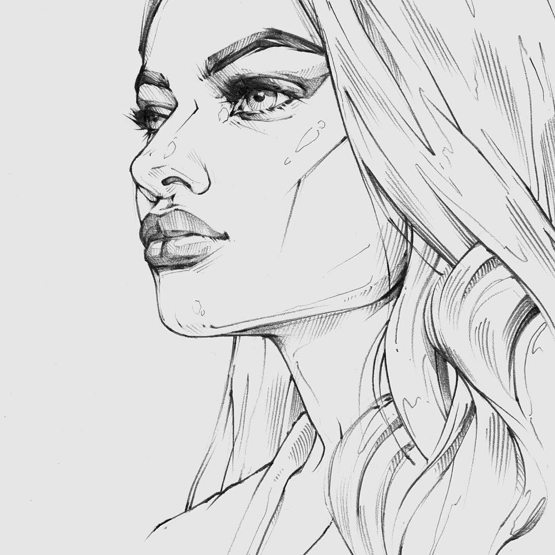 бьюти блогер on instagram drawing pencil pencildrawing