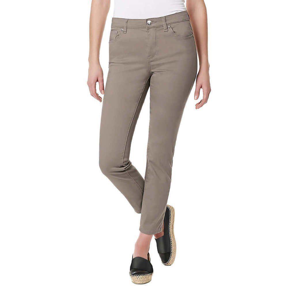 Buffalo David Bitton Womenus Daily Stretch Skinny Ankle Grazer Pants