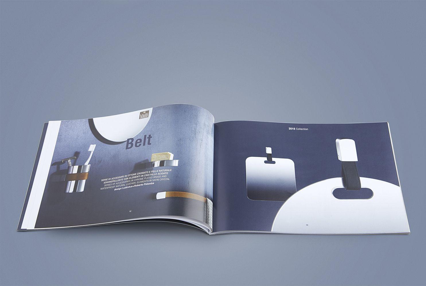 Valli Arredobagno ~ The new catalogue 2015 of valli arredobagno designed by hangar