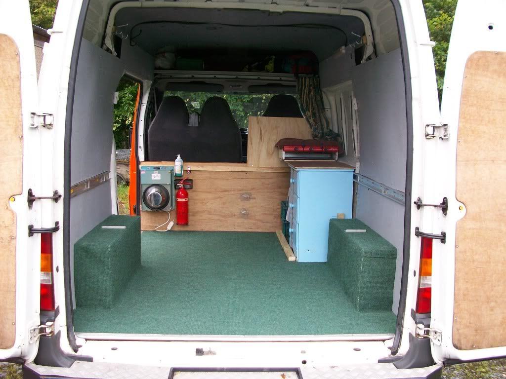 Ford Transit Camper Conversion Kit Intoautos Com Image