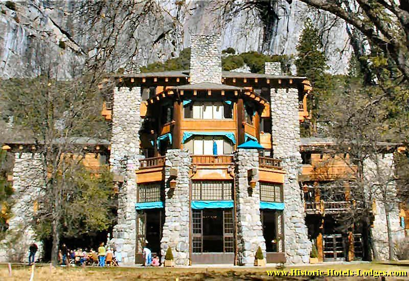 The Ahwahnee A Famous Hotel And National Historic Landmark Is Por Even For Those