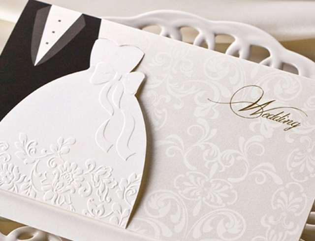Invitaciones de boda fotos ideas para imprimir Ideas invitaciones