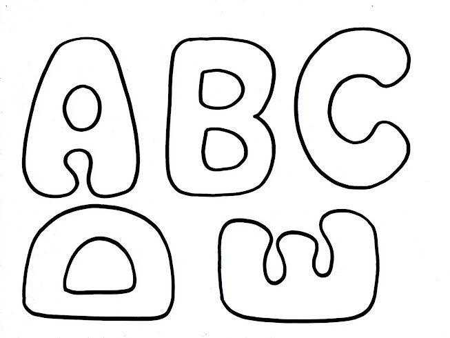 Letras para mural grandes imagui letras para decorar - Letras para adornar ...