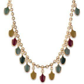 Egyptian Goddess Charm Necklace