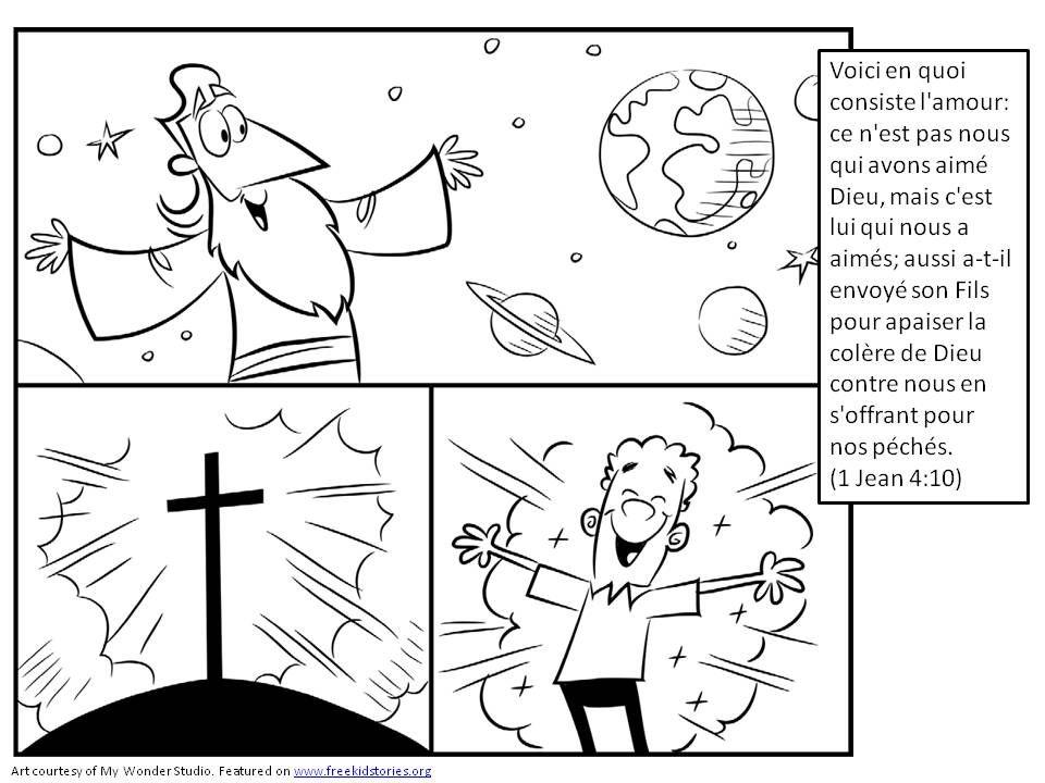 Pâques versets Coloriages enfants 3 | versets illustrés | Pinterest