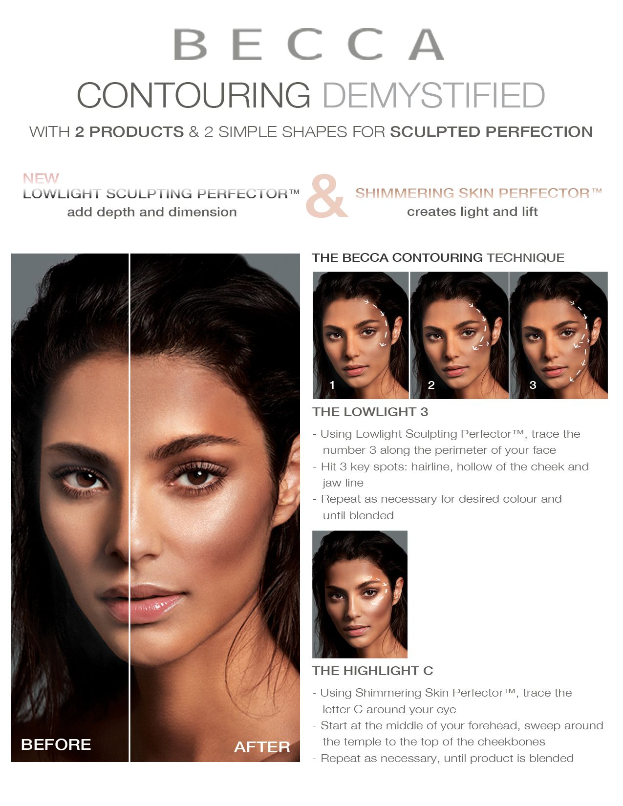 Define Your Light: Learn An Easy Way To Create More Angular Cheeks In One  Continuous
