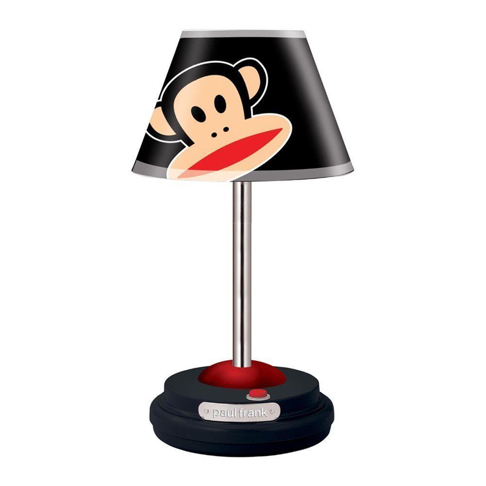 Pf395bkr paul frank pf395bkr table lamp black decorative wjulius pf395bkr paul frank pf395bkr table lamp black decorative wjulius the monkey on shade geotapseo Image collections