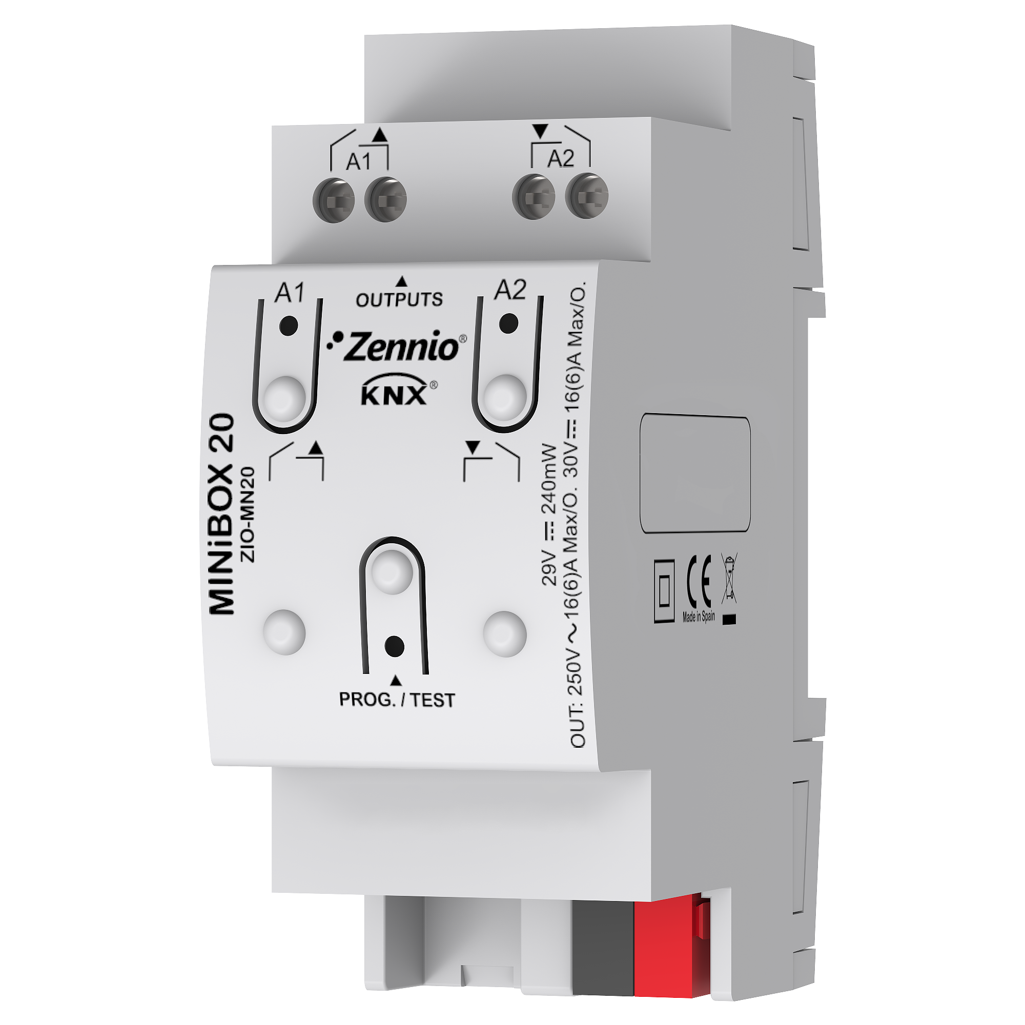 Knx Eib Actuators Home Automation Installation